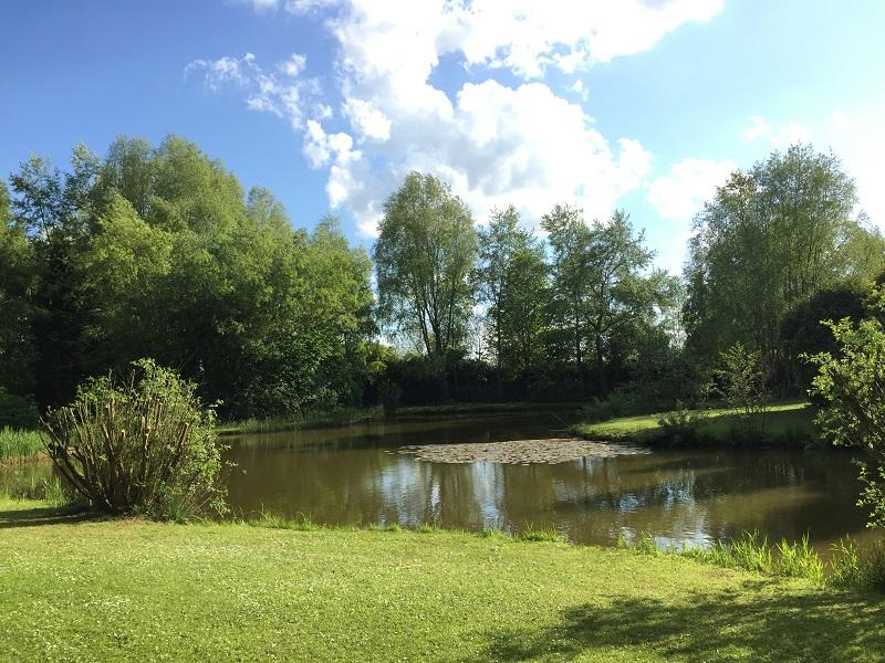 Butterswood Lodge Fishing Lake